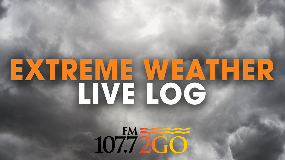 LIVE LOG: Central Coast Extreme Weather