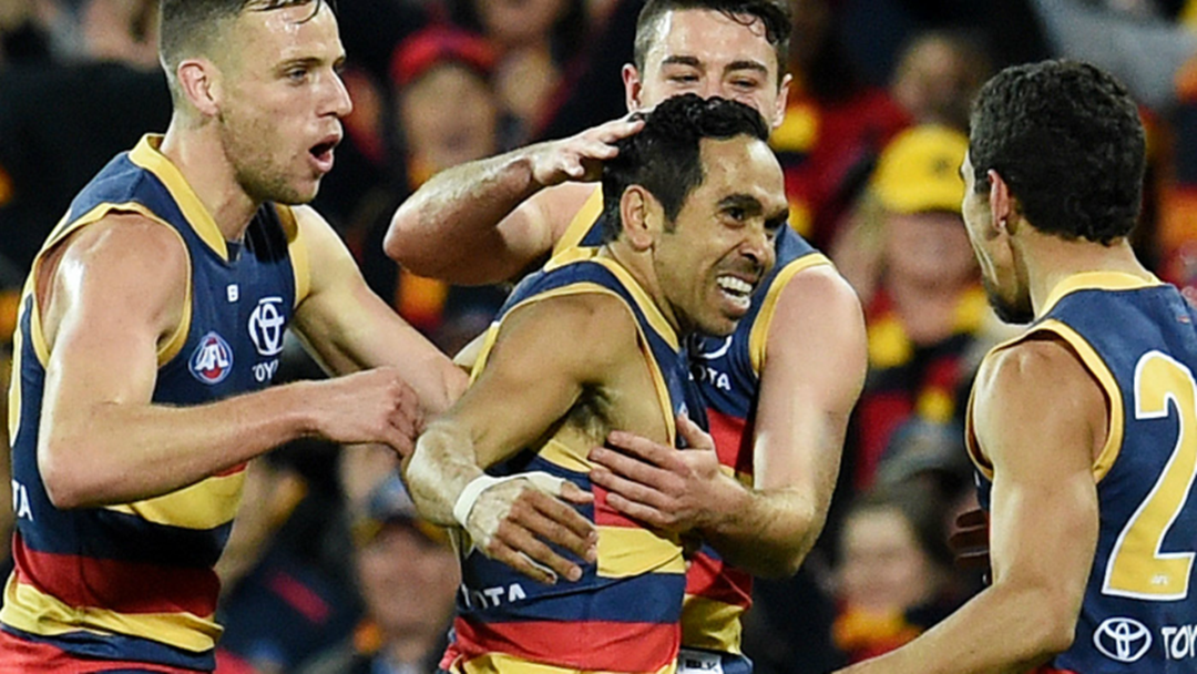 Eddie Betts Reveals How Contract Negotiations Went Down