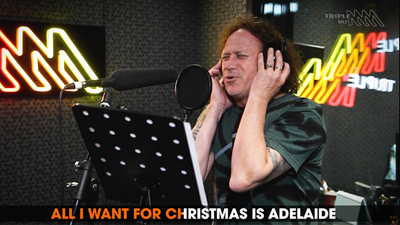All I Want For Christmas Is Adelaide