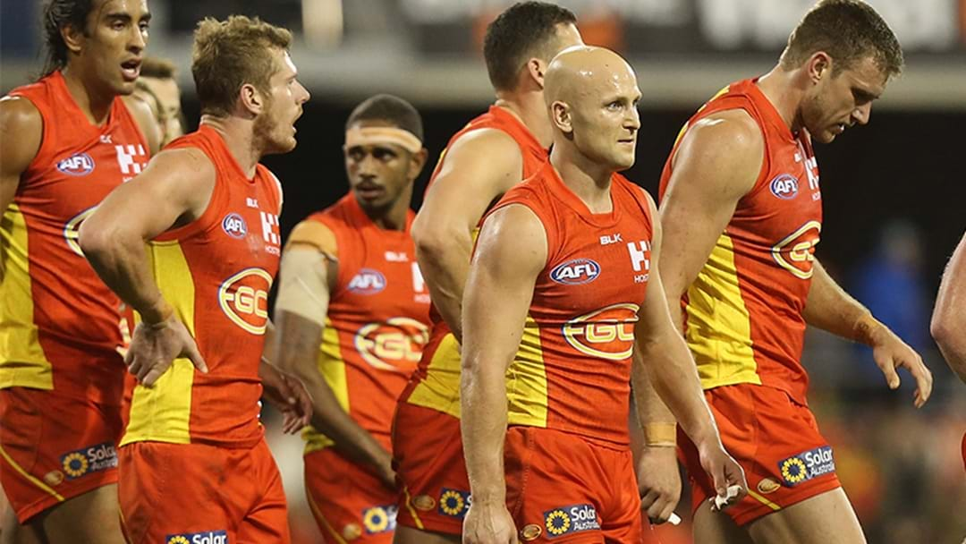 Gary Ablett Removed From Gold Coast Leadership Group