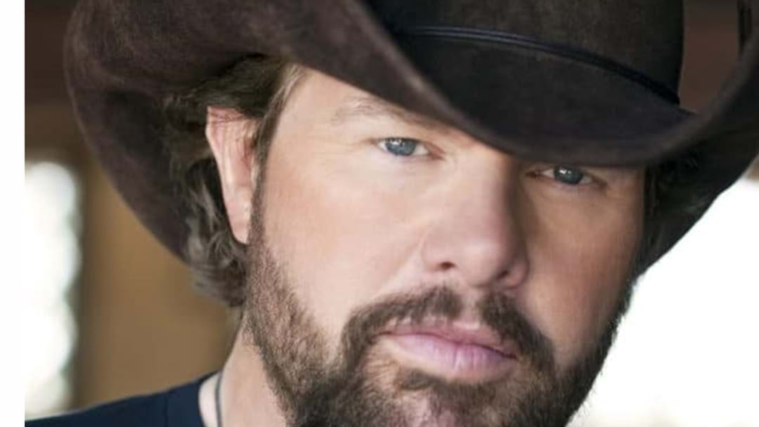 Toby Keith to Receive Nashville Symphony's 2018 Harmony Award