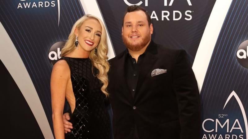 Article heading image for Luke Combs Put a Ring on It!