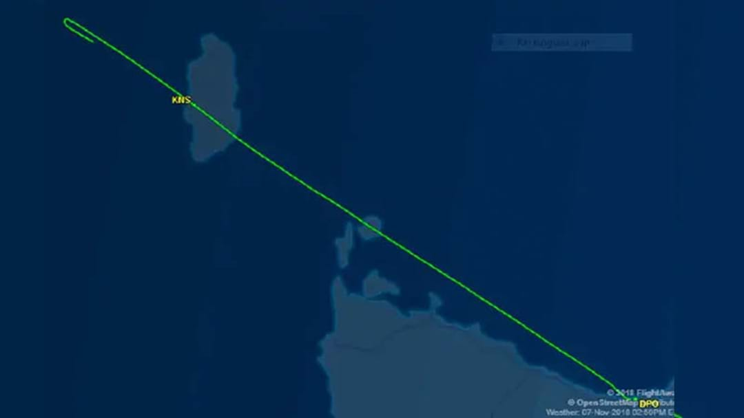 Pilot Falls Asleep And Misses Destination By 50 Kilometres