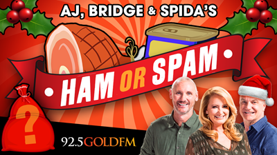 AJ, Bridge & Spida's Ham or Spam