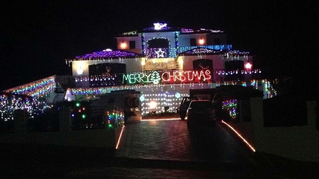 The BEST Christmas Lights around Esperance!