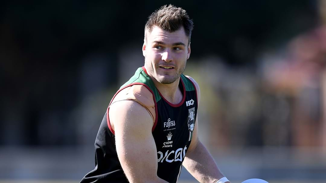 "Angus Crichton Admits He ""Needs To Get On Top Of"" Having His Identity Stolen On Tinder"