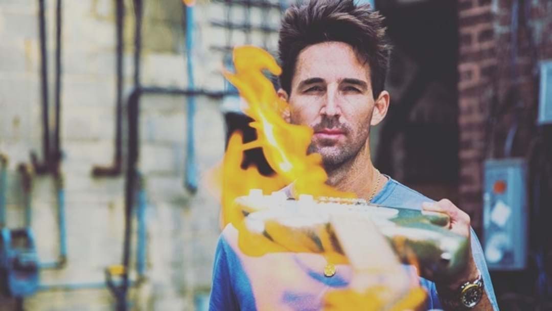 "Jake Owen Releases ""That's On Me"" Ahead of New Album"