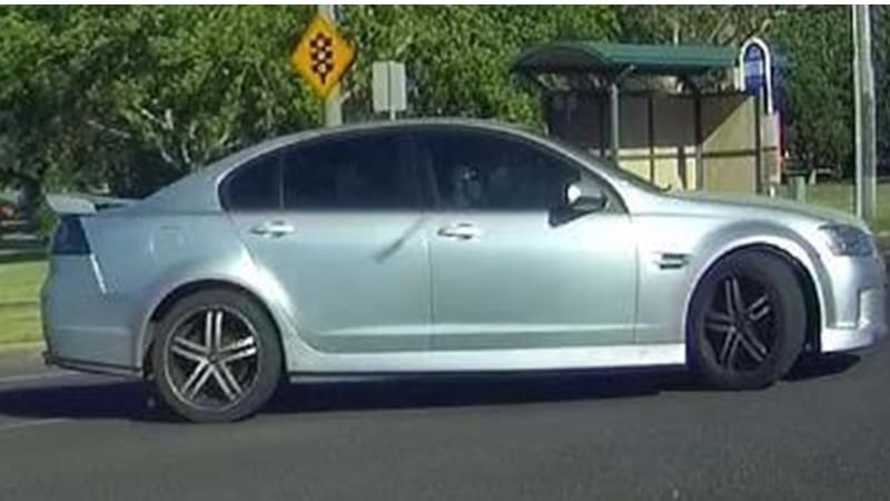 Article heading image for This Car Did a Runner on Police and they Need the Public's Help