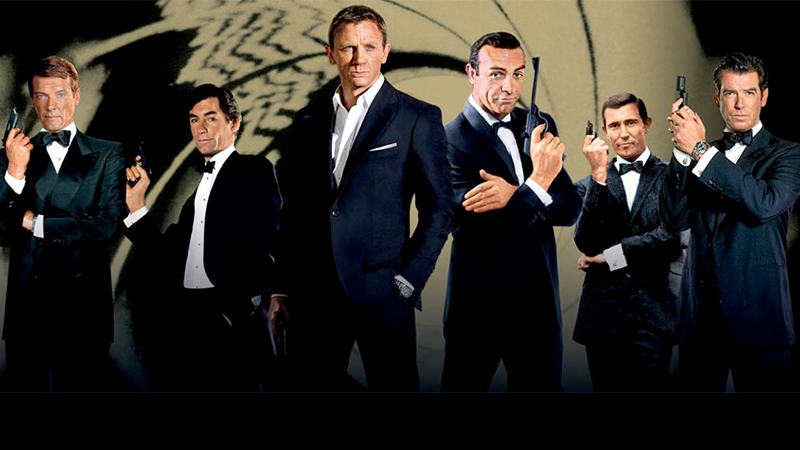 Article heading image for The ENTIRE James Bond Film Library Is Being Chucked On Stan