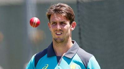 Mitch Marsh Dropped For The First Test