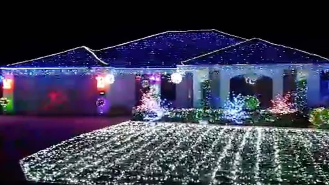 Is This Perth's Best Christmas Lights Display?