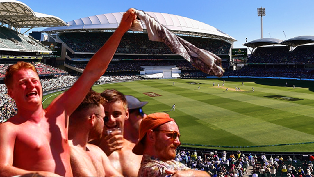 The Weather's Going To Be Scorching For The First Days Of The Adelaide Test
