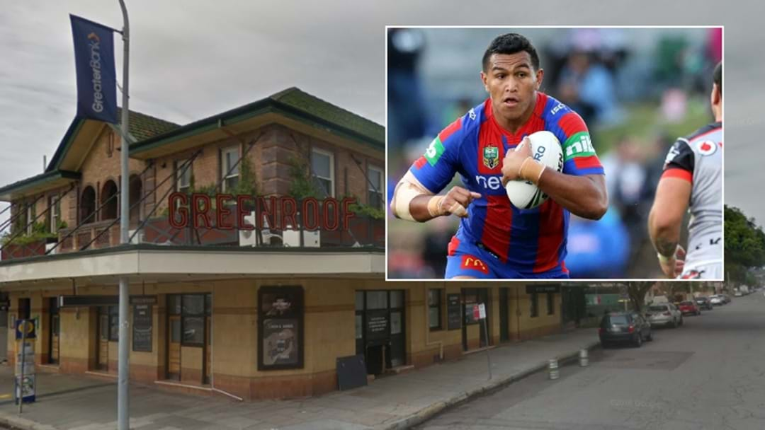 Charges Laid Over Jacob Saifiti Assault