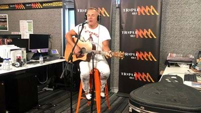 James Reyne Kicks Off Year Long Residency Next Month