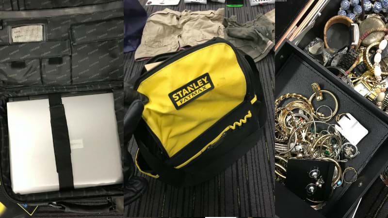 Article heading image for Huge Amount Of Stolen Gear Recovered In Cessnock