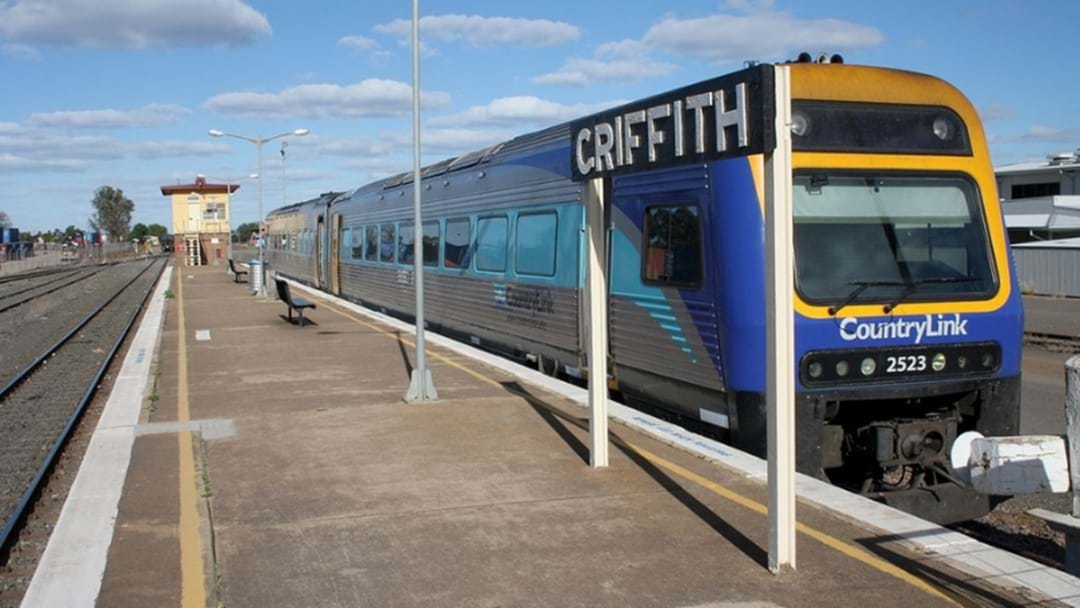 Proposed Midweek Train Service Between Griffith & Sydney
