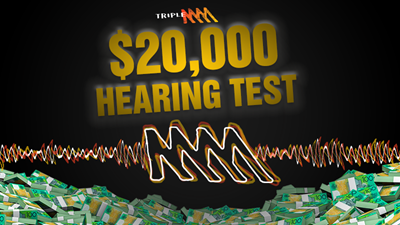 Win $20,000 With Triple M's Hearing Test