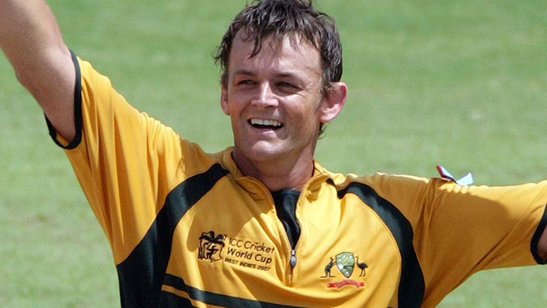 LISTEN | Adam Gilchrist Tells One Of The Great Stories About The Origin Of His Nickname