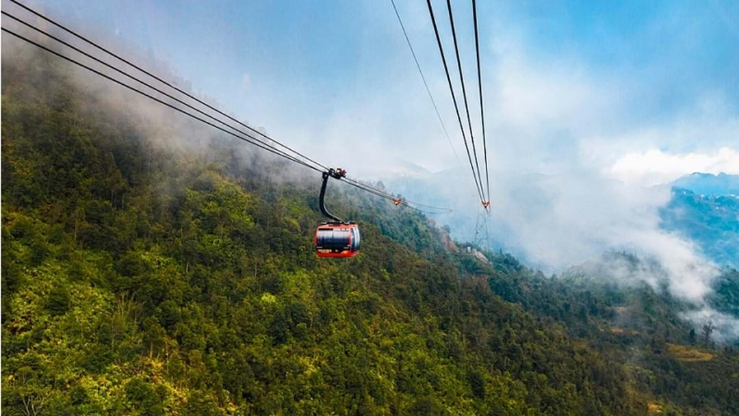 Cableway To Springbrook Could Become A Reality
