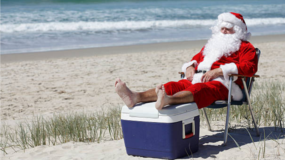 An Aussie Christmas In Surfers Paradise