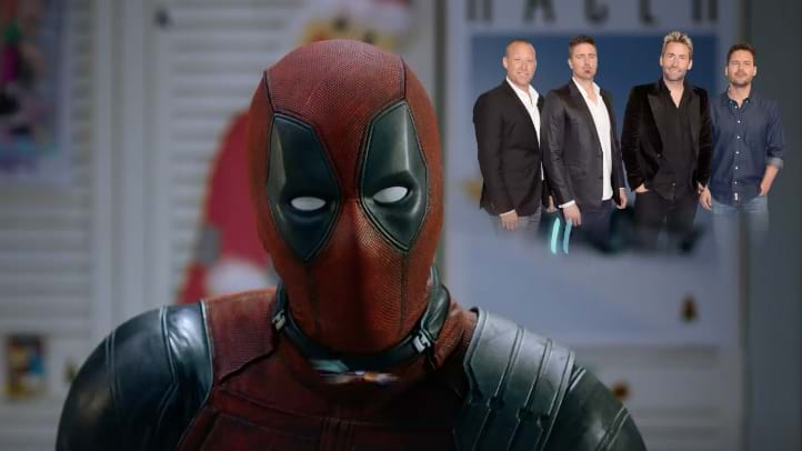 Once Upon A Deadpool Trailer - Defends Nickelback