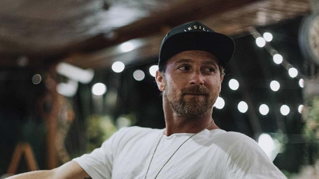 Kip Moore Continues to Take Time Out to Recharge Batteries