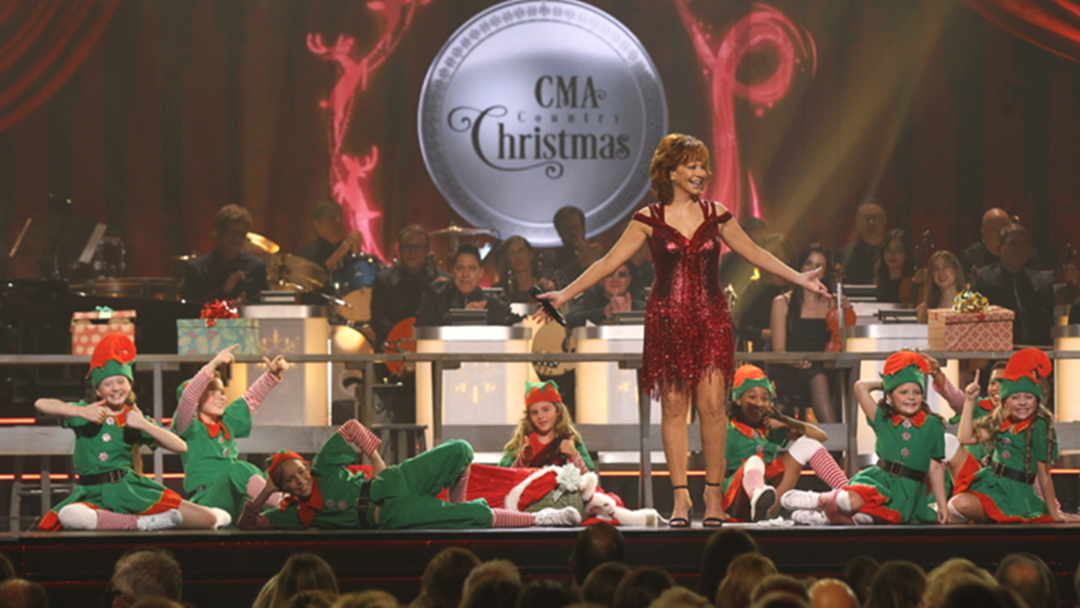 CMA Country Christmas will Screen on Christmas Day in Australia!