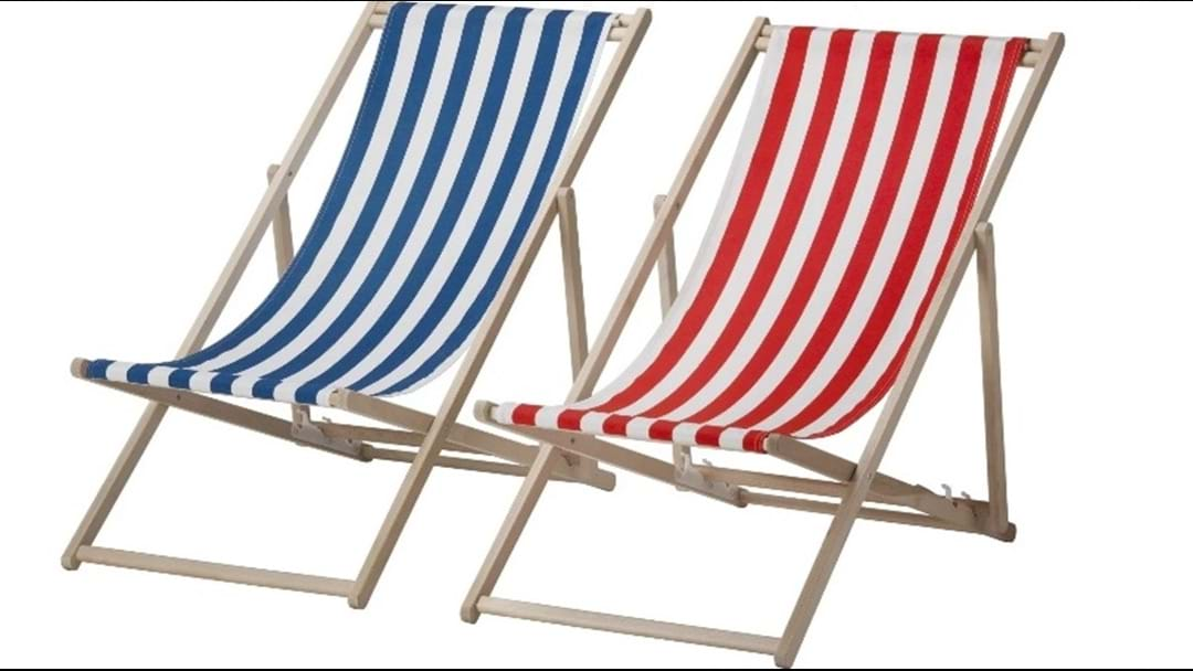 IKEA Recalls Popular Beach Chairs