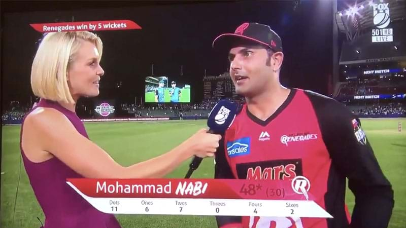 BBL: Nabi, Christian blitz propel Melbourne Renegades to top