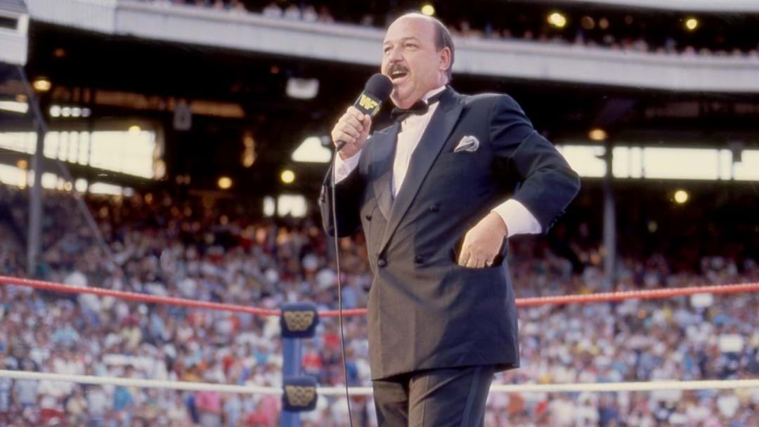 WWE Hall Of Fame Mean Gene Okerlund Has Passed Away