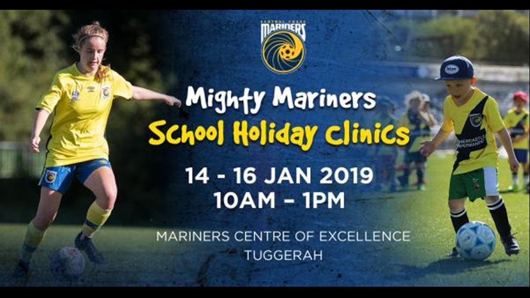 Mighty Mariners Football Clinic
