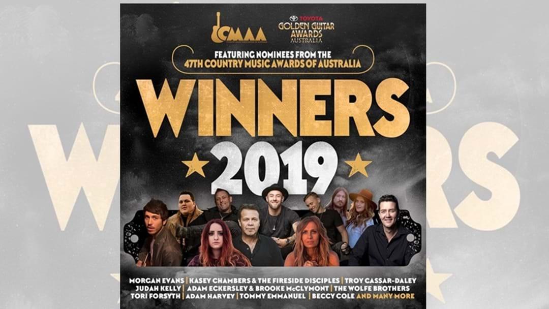 Australian Country Music Celebrates Winners