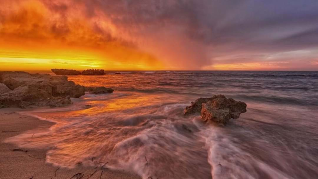 Perth Delivers THE BEST Sunsets And Social Media Proved It
