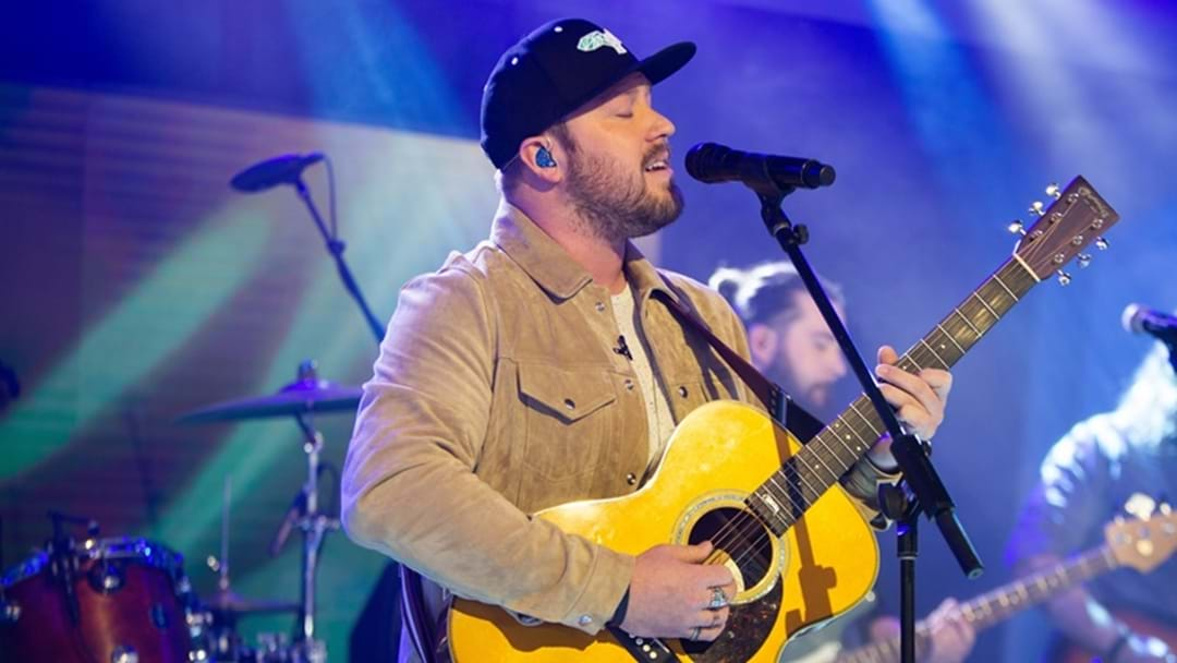 "Mitchell Tenpenny Makes National TV Debut Performing Hit Single ""Drunk Me"""