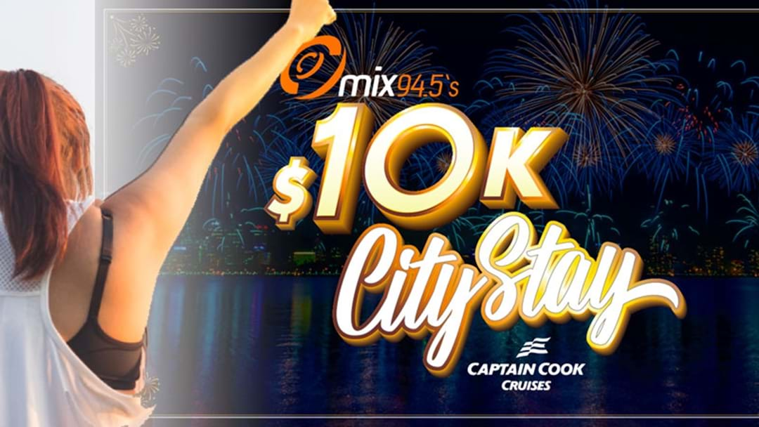 Perth Got The Goosebumps With Our Amazing Winner Today For $10K City Stay