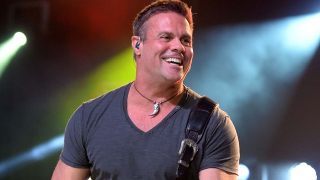 """Troy Gentry """"Gift of Life Donation"""""""