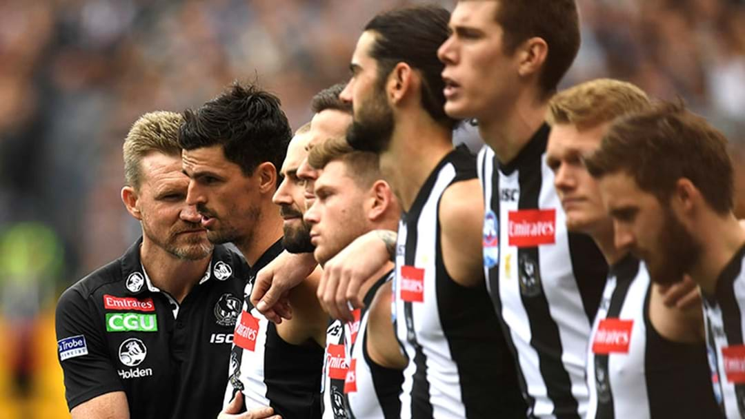 A Documentary Following Collingwood's 2018 Season Is Set To Be Released
