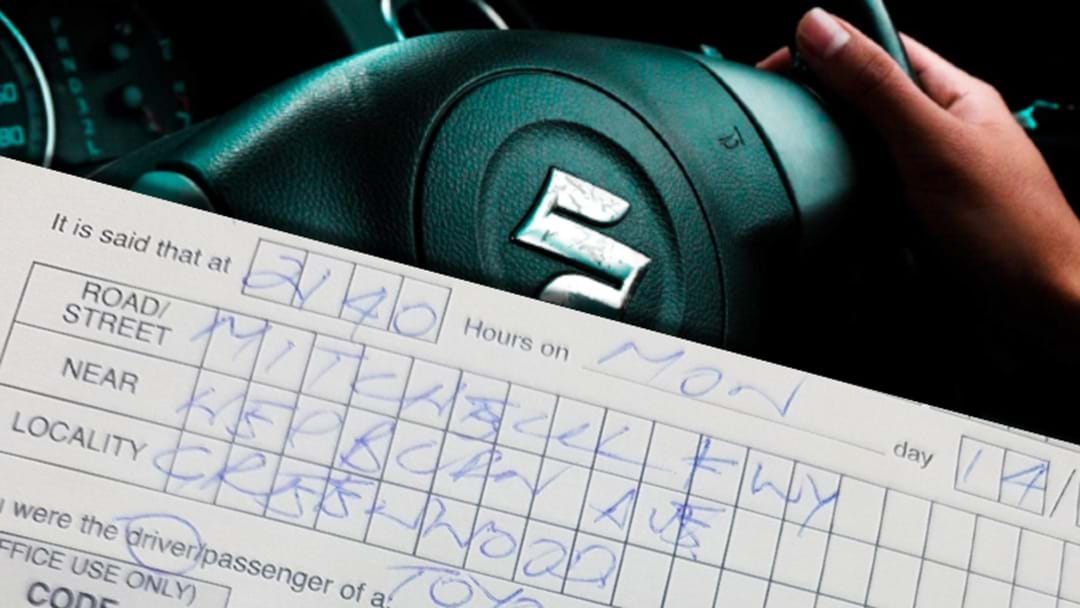 Perth Driver Fined For Driving TOO SLOW On The Freeway