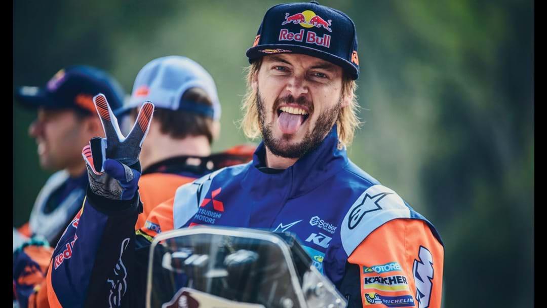 Toby Price Leads Dakar Rally – With Broken Wrist