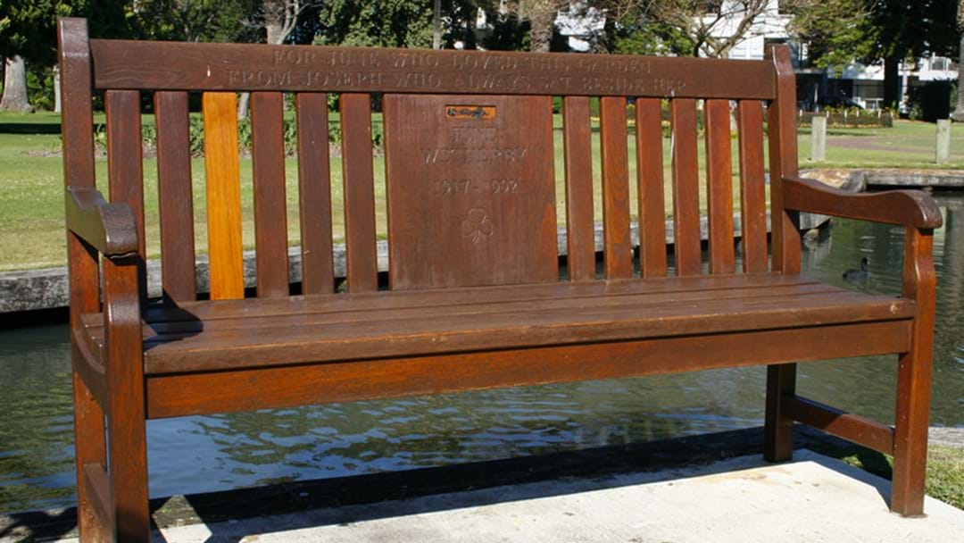 How Perth's Notting Hill Bench Got Found Out To Be A Fake?