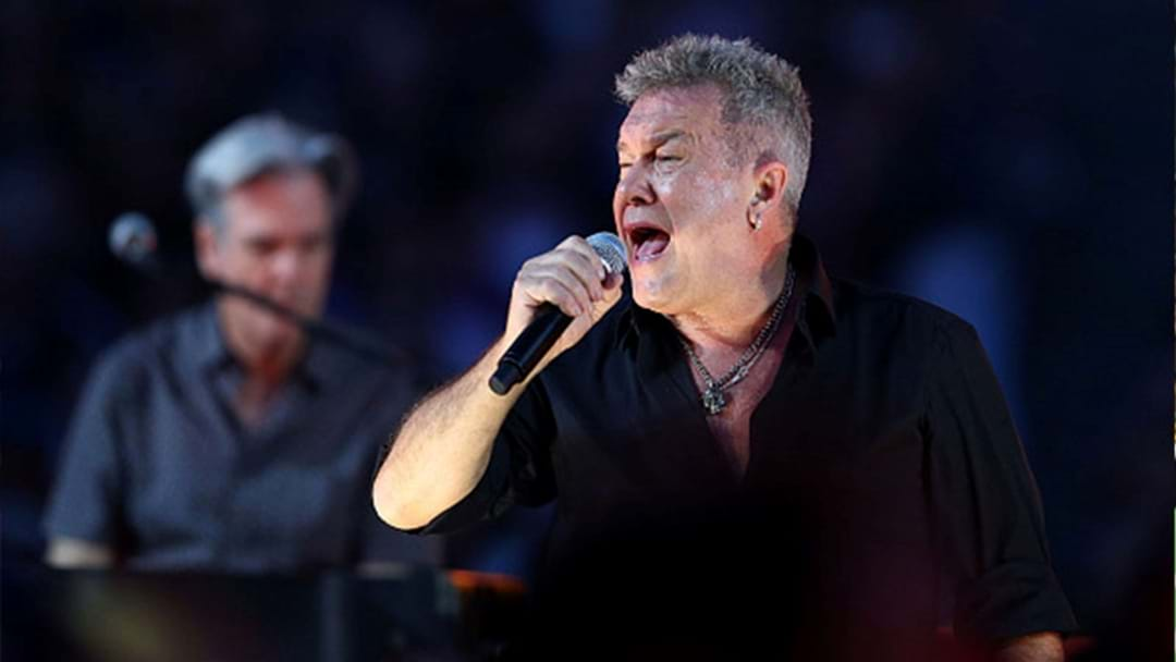 Jimmy Barnes Given Australia Day Honour