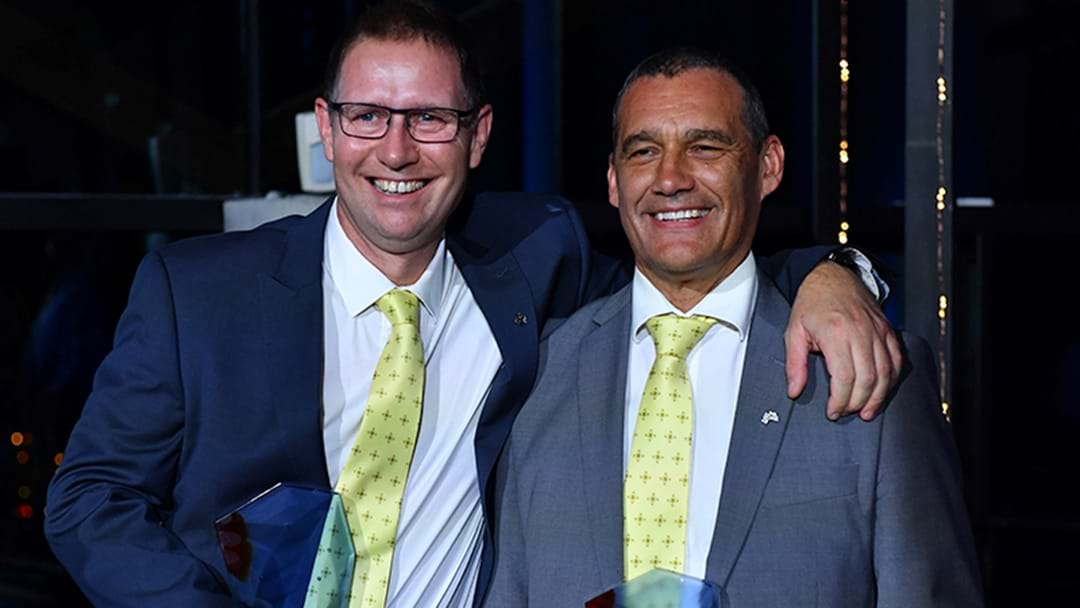 Thai Cave Rescue Divers Richard Harris & Craig Challen Named 2019 Australians Of The Year