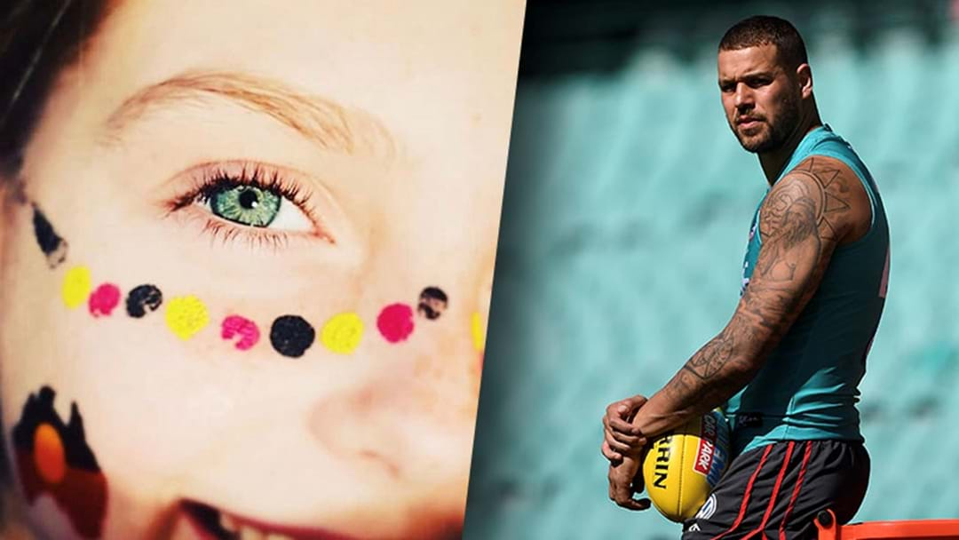 Buddy Franklin's Emotional Instagram Post About What Australia Day Means To Him