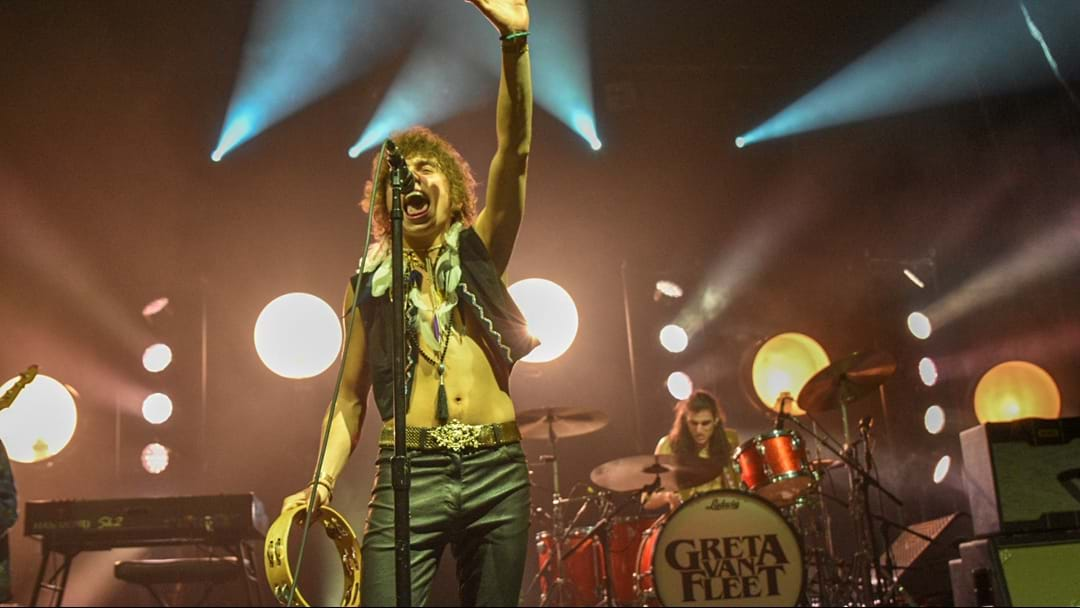 Greta Van Fleet Talk To Ugly Phil About Their Next Album