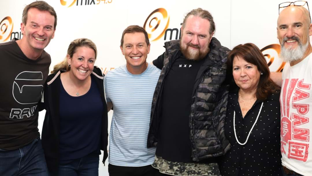 Rove And Dave Callan And... Dave's Mum?
