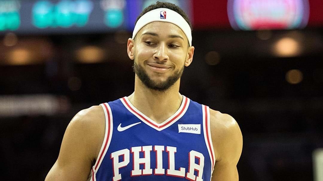 Ben Simmons Has Been Named An NBA All-Star