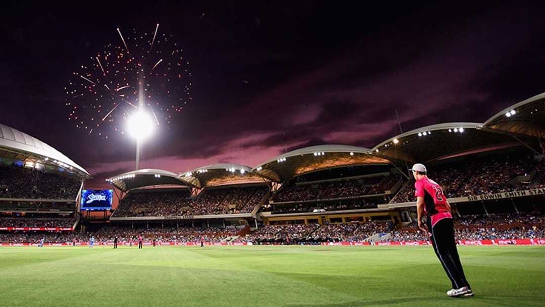 Big Bash League To Expand Next Season