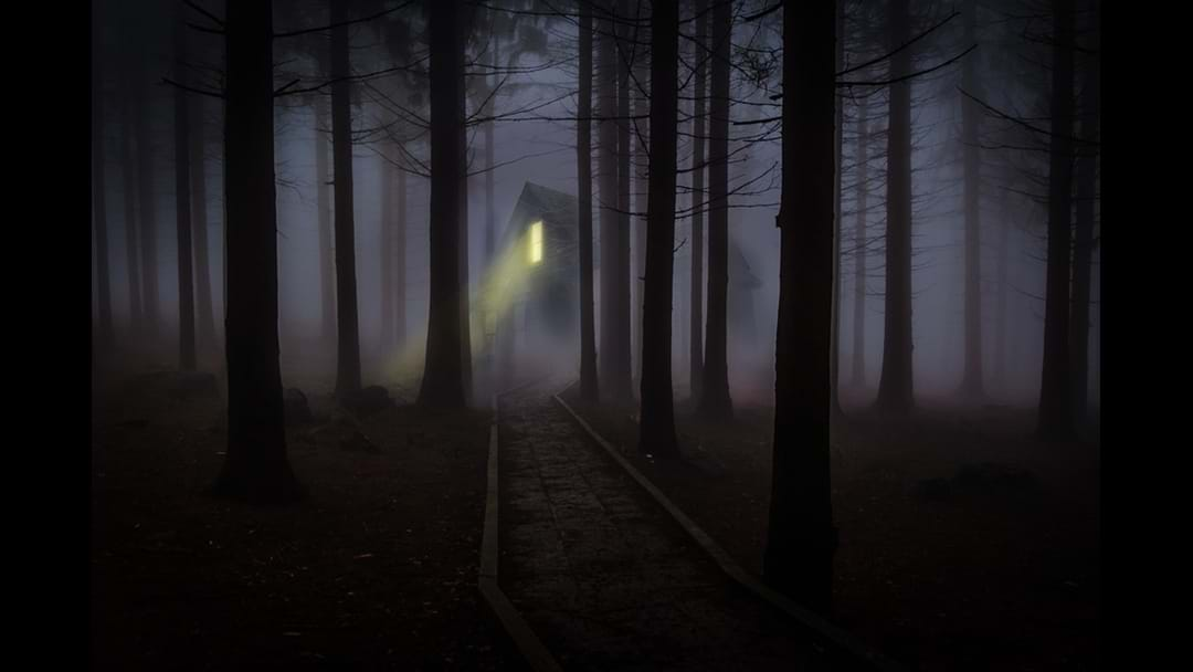Can You Survive A Night Of Horror Movies In The Middle Of The Woods?
