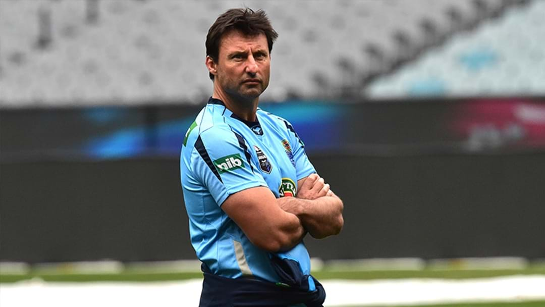 """There's An Oval Called Lottoland, C'mon Man!"": MG Takes Aim After Laurie Daley Snub"