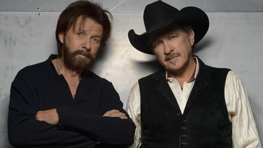 Brooks & Dunn 'REBOOT' Is Out Now!